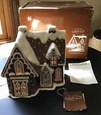 Baker Street Midwest of Cannon Falls Lighted Original Box Gothic Revival House