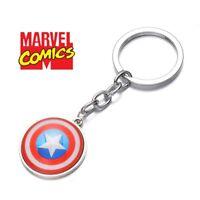 Marvel Comics Captain America Shield The Avengers Movie metal Key chain cosplay2