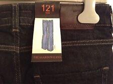 100 Auth TRUSSARDI Ladies 121 Wide Flare Jeans. 24