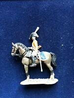 Homme de troupe carabinier France Cavalier Delprado 1er empire Lead soldier