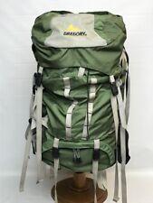 Gregory Shasta Internal Frame Backpack 4450 CI 73L Camping Hiking XS Pack S Belt