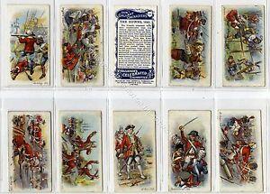 Full Set, Faulkner, Our Gallant Grenadiers (21-40) 1902 VG (Ga305-464)