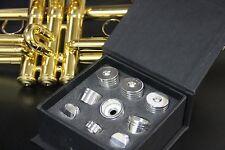Stomvi Trumpet Trim Kit KGUBrass V6 Heavy (Silver-Plated) TKV6S263