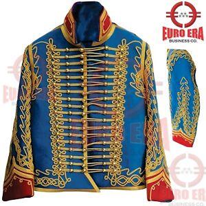 Napoleonic 1st Empire Murat Grand Duke Of Berg Hussars Military Tunic Jacket