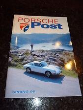 PORSCHE POST - PORSCHE CLUB GB Magazine - Spring 1996
