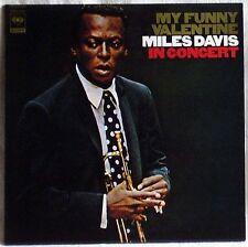 MILES DAVIS MY FUNNY VALENTINE IN CONCERT JAPAN CD PAPERSLEEVE MINI LP