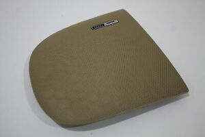 Audi A4 B6 Front OS Right Speaker Cover Grill Bose Torrone Beige New