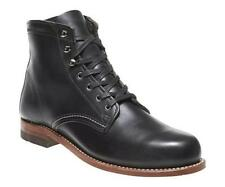 Wolverine 1000 Mile Leather Boot Shoes 8 $359 Black