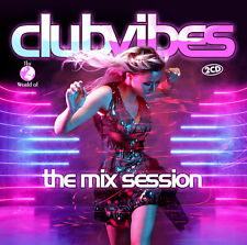 CD Club Vibes - The Mix Session von Various Artists 2CDs