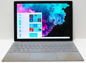 """Microsoft Surface Pro 6 128GB Core i5-8250U 1.6GHz 8GB WiFi 12.3"""" W10H"""
