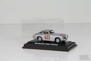"Hongwell Mercedes Benz 300 SL Classic Edition ""623"" Scale 1:72 /HW3"