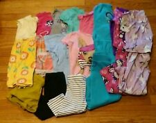 4T Girls Lot of Clothing Shirts Pants Shorts ETC