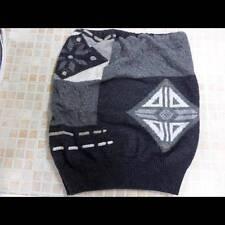"Women Sweater Jumper Knited Vtg Bodycon Skirt Size 2 17"" Multi Grade A LB1128"