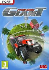 Farming Giant (PC DVD) BRAND NEW SEALED