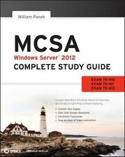 MCSA Windows Server 2012 Complete Study Guide: Exams 70-410, 70-411, 70-412, and