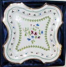 L. GODINGER & CO. PETITE FLEUR CURVED PLATE 5912