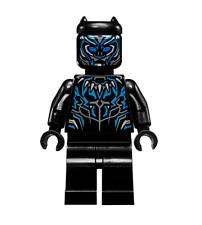 Lego Black Panther 76099 Metallic Blue Highlights Super Heroes Minifigure