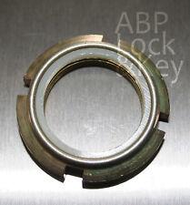 M30x1.5 Fine Pitch prevaling couple Type Ronde Fendue Écrous Type Guk acier.