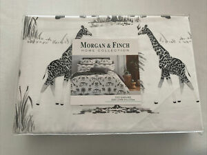 Morgan & Finch 250 Thread Count Toto Queen Quilt Cover RRP$139.95