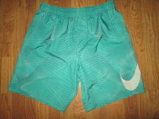 Mens NIKE mesh lined swim trunks shorts XL  bathing suit
