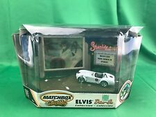 1965 Shelby Cobra Matchbox Elvis Drive In Collection (BEAT UP BOX)