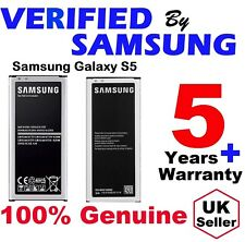 100% Genuine Samsung Galaxy S5 SM-G900 Original EB-BG900BBE 2800mAh Battery