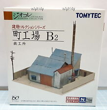 Tomytec N Scale 1:150 Factory B2 Diorama Collection    ^_^