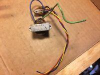 Vintage OUTPUT TRANSFORMER 1966 for DTG-110 Transistor Amplifier