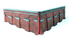 Hornby :- N8707 RETAINING WALLS SLOPE 3 LYDDLE END Brand New & Packaged
