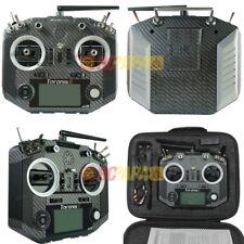 FrSky Taranis Q X7S w/ M7 Hall Sensor Gimbal Tx Transmitter Carbon Fiber NEW