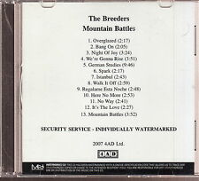 the breeders limited edition cd 4ad