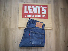 Levis LVC 505-0217 W33 L32 BIG E VINTAGE CLOTHING SELVEDGE/ SELVAGE
