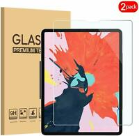 """2 x Tempered Glass Screen Protector for Apple iPad Pro 2018 / 2019 (12.9"""")"""