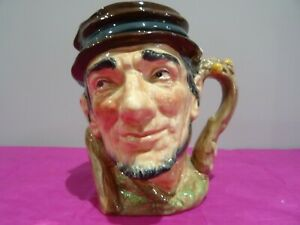 """ROYAL DOULTON """"JOHNNY APPLESEED"""" CHARACTER JUG - D6372 - LARGE"""