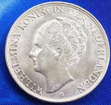 Curacao Rijksdaalder 2 1/2 gulden 1944 D - Silver - KM# 46 - nice!
