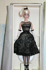 Barbie Silkstone Body COCKTAIL DRESS  Gold Label 2012