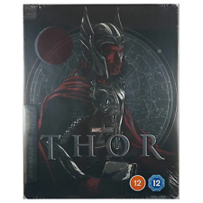 Thor MONDO 4k Steelbook - UK Release Limited Edition Blu-ray