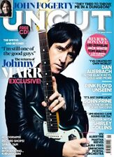 Uncut Magazine - Johnny Marr, John Foge May 2018 (NEW MAGAZINE + CD NO BARCODE)