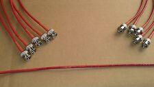 5pcs Belden 1855A HD-SDI Mini RG59 Video Cable 4.5 GHZ BNC Male to BNC Male 2ft.