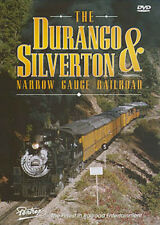 Durango & Silverton Narrow Gauge Railroad DVD Pentrex San Juan Mountains Mikado