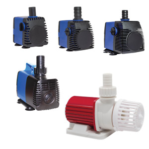 Amphibious Water Pump Aquarium Powerhead Hydroponic Pool Fountain Pond Fish Tank