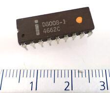 Intel D8008-1 Microprocessor 8MHz New Old stock 18 CDIP OM0020N