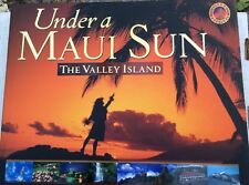 Under a Maui Sun : The Valley Island by Cheryl Chee Tsutsumi (2000, Hardcover)