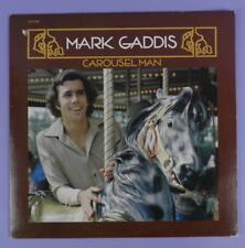 Mark Gaddis-Carrusel Hombre (corazón viaja) nosotros Vinilo LP1976, en muy buena condición +/en muy buena condición +