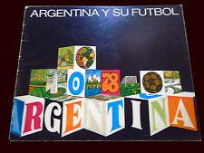 FIFA WORLD CUP ARGENTINA 1978 - Rare Black Folder