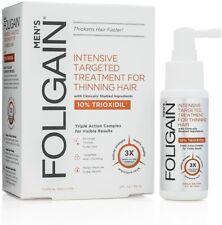 Foligain Mens Hair Regrowth Treatment with 10% Trioxidil 2 fl oz 59ml