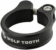 Wolf Tooth Seatpost Clamp - 38.6mm, Black