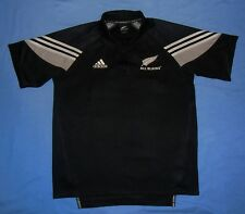 NEW ZEALAND (All Blacks) Rugby / 2000's - ADIDAS - MENS Jersey / Shirt. 42/44 L?