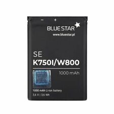 Bluestar Battery Replacement Mobile Phone Battery for Sony Ericsson W500i Z300 BST-36