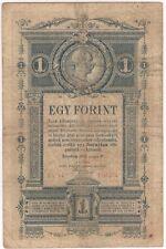 AUSTRIA 1 GULDEN 1882 U